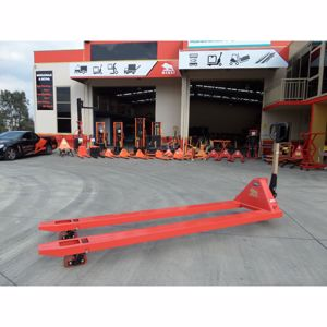 Picture of 2.4m Extra Long Pallet Jack